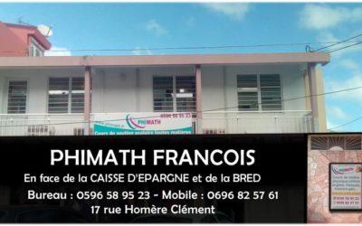 Phimath proche de chez toi au François