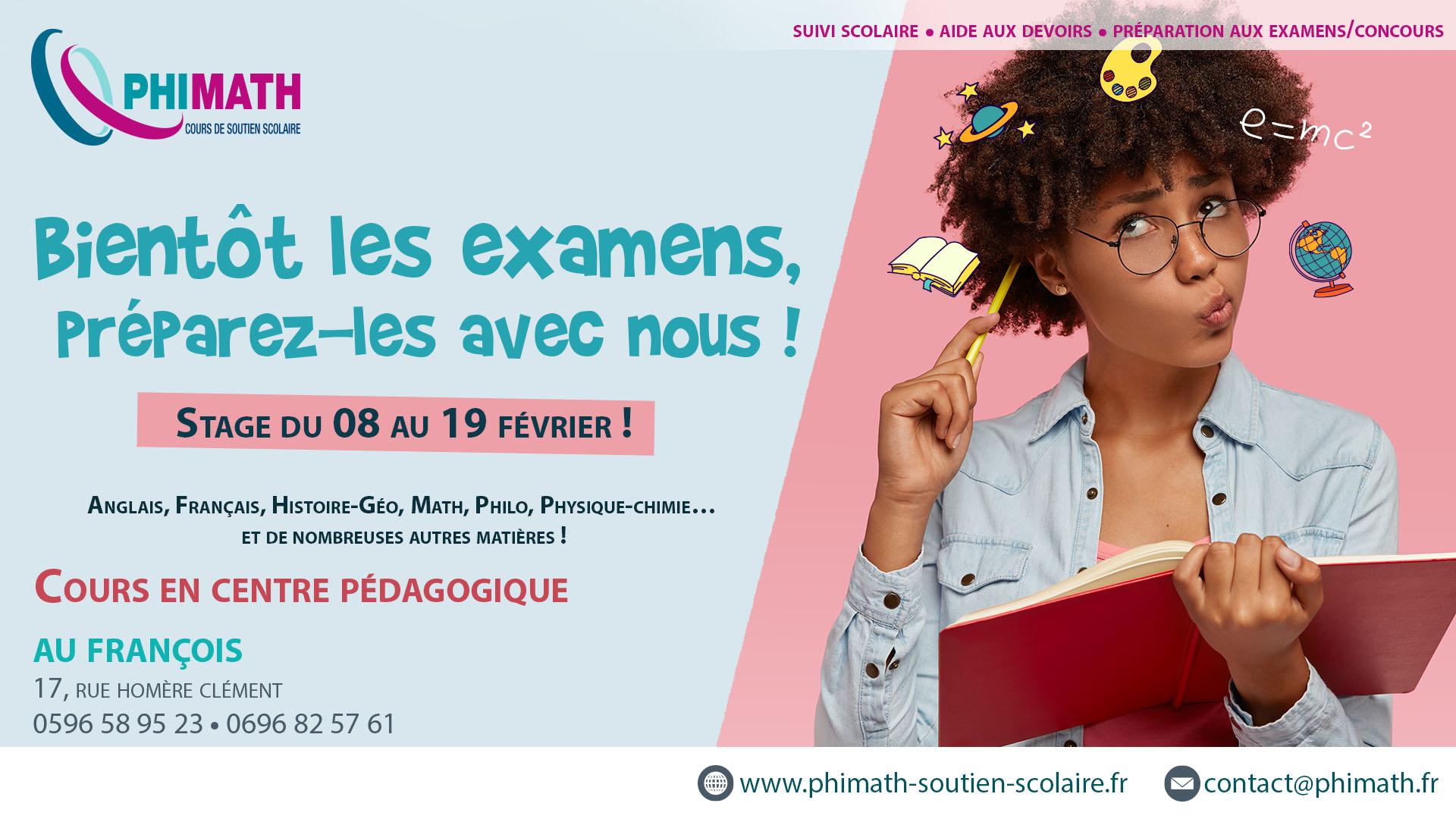 Atelier Préparation Bac Français